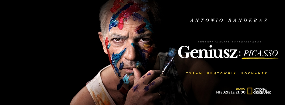 Geniusz: Picasso National Geographic Channel<br/>